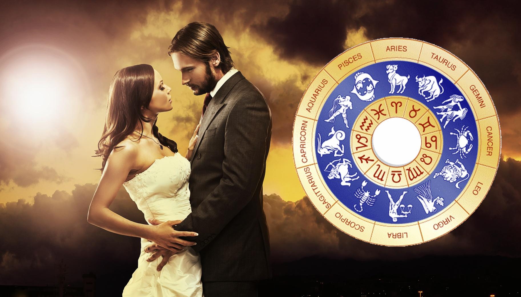 Šīm zodiaka zīmju pāriem ir lemta laulība, bērniņi un mūžīga mīlestība