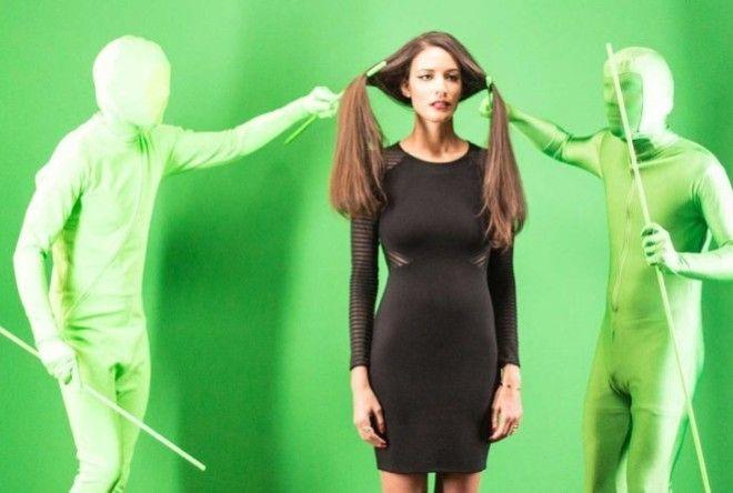 Kā patiesībā reklāmās dāmām taisa tik pasakaini skaistus matus