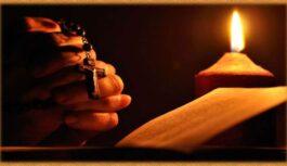 Spēcīga lūgšana laimīgai dzīvei
