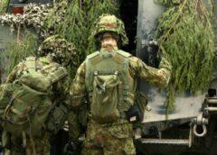 Latvijā turpinās intensīva militāro mācību sezona