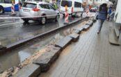 Brīvības ielā ierobežos satiksmi