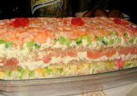 """Salāti """"Suši"""" – neticami garšīgi un neatšķiras no īstiem suši! Viesi ir sajūsmā!"""