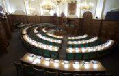 Saeima rīt lems par vairākiem likumprojektiem Latvijas finanšu sistēmas stiprināšanai