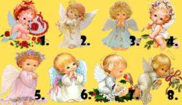 Šie eņģelīši nes gaismu, labestību un pozitīvas emocijas jūsu dzīvē. Steidzami izvēlaties vienu no viņiem un saņemiet savu pareģojumu.