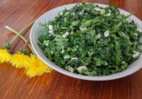 Salāti no nātrēm – 3 ātras un neticami noderīgas receptes