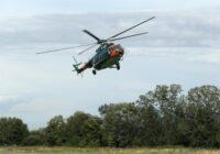 """Eseju konkursā uzvarējušie jaunieši lidos ar helikopteru """"Mi-17"""""""