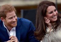 Princis Harijs netīšām izpļāpājies par to, kādā vārdā viņš dēvē brāļa sievu Keitu MiIdltoni