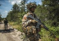 """Zemessardzes 3. Latgales brigādes teritorijā notiks lauka taktiskais vingrinājums """"Zobens 2019"""""""