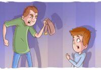 12 frāzes, kuras vecāki nekad nedrīkst teikt saviem bērniem