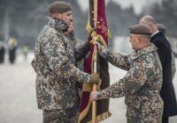 Bruņoto spēku komandieris darba vizītē apmeklē Baltkrieviju