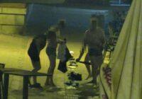 Četri ārzemnieki ar savdabīgām izdarībām piesaista Rīgas likumsargu uzmanību