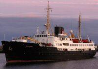 15.oktobrī Ventspilī pirmo reizi ienāks kruīza kuģis Nordstjernen