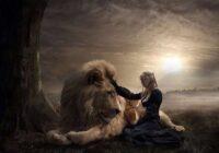 Ja tu mīli sievieti – lauvu, tad tev jārēķinās ar šo un nesaki, ka mēs tevi nebrīdinājām!