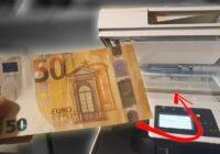 Lūk, kas notiek, ja mēģināt izgatavot eiro banknotes kserokopiju. Nav nemaz tik vienkārši!
