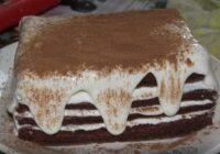 Šokolādes-biezpiena torte. Mazkaloriju gardums, kas liks garšas kārpiņām gavilēt!