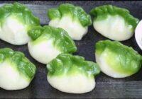 Krāsainie ķīniešu pelmeņi – viņu virtuvē šie tiek uzskatīti par laimes simbolu