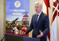 Pabriks piedalīsies diskusijā par transatlantisko atturēšanas politiku