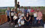 LLU studenti dosies iepazīties ar mežu apsaimniekošanu Kurzemes mežos