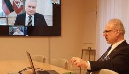 Valsts prezidents: Latvija ir ieinteresēta brīvā pilsoņu kustībā starp ES un Šveici