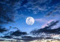 """Oktobrī, paša baisākajā mēneša naktī būs gaidāms tā saucamais """"zilais mēness"""". Noteikti nojaušat kurš datums"""