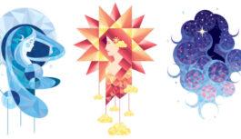 Mēness, Saule vai Zvaigzne. Izvēlies vienu no šiem simboliem un saņem sev svarīgu padomu, kurš tev šobrīd ir vajadzīgs!