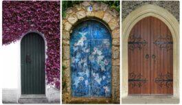 Izvēlies durvis, kuras tevi piesaista un saņem pareģojumu tuvākajam mēnesim