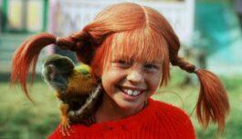 Bērnu iemīļotajai Pepijai garzeķei nu jau ir 61 gads. Vai vēlies redzēt kā viņa izskatās šobrīd, tu neticēsi