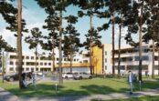 Aprīlī Jūrmalā sāks Lielupes pamatskolas ēkas pārbūvi