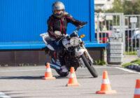 Būs iespēja veikt arī motociklu vadītāju praktiskās apmācības