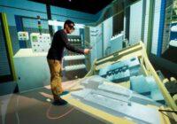 Valmieras tehnikums digitālajā nedēļā iepazīstina ar 3D virtuālo alu